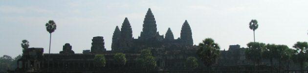 Temples of Angkor - Cambodia