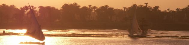 The Nile at Luxor