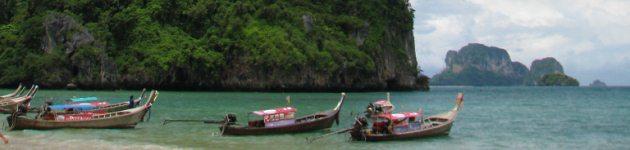 Longhaul holidays from Escape Worldwide - Phang Nga Bay, Southern Thailand