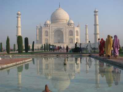 Escorted touring holidays to India