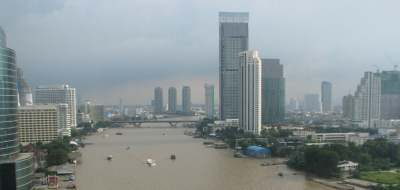 Longhaul holidays from Escape Worldwide - Chao Phraya River, Bangkok