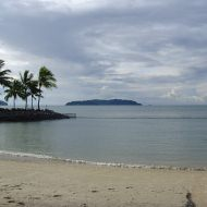Holidays to Borneo - beaches of Sabah