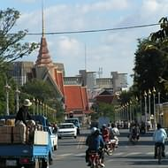 Holidays to Cambodia - Downtown Phnom Penh