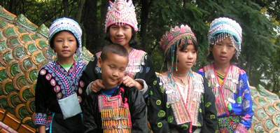 Holidays to Thailand - Hill tribes of Northern Thailand, Chiang Mai