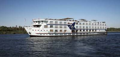 Relax aboard your Nile cruise boat