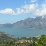 Holidays to Bali and Lombok - Lake Batur crater lake, Bali
