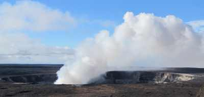 Kilauea Volcano, Big Island Hawaii