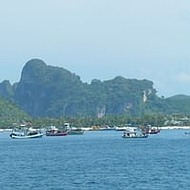 Holidays to Phuket - Beautiful scenery at Phang Nga Bay, near Phuket