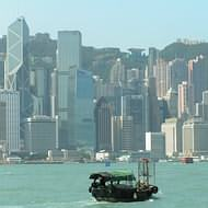 Multi centre holidays to Thailand and beyond - Hong Kong - Victoria Harbour