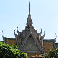 Holidays to Cambodia - Royal Palace, Phnom Penh