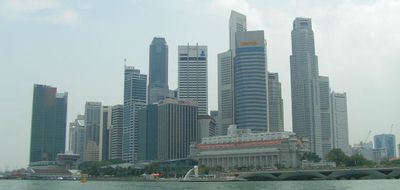 Special offers on holidays to Singapore and the Far East