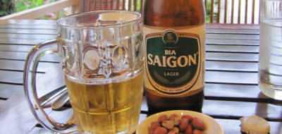 Beer in Vietnam - a highlight of our last trip!