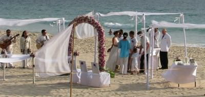 Get married on the beach in Thailand