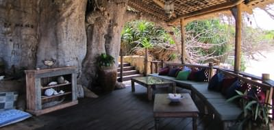 Chill out at the Fumba Beach Lodge, Zanzibar