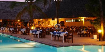 Turtle Bay Beach Club Holidays To Mombasa With Escape