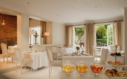 Holiday to the Cape Cadogan Boutique Hotel, Cape Town, South Africa