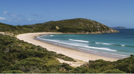 Holidays to Australia with Escape Worldwide - Wilsons Promontory (copyright Tourism Australia / Time Out Australia)