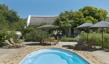 Holiday to the Yellow Aloe Guesthouse, Cederberg Area,  South Africa
