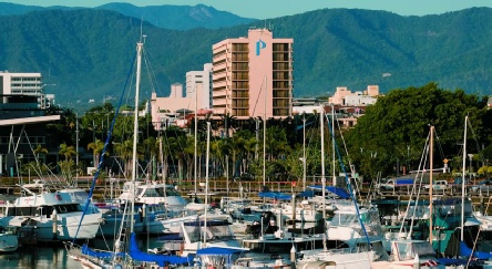 Holidays to the Pacific Hotel Cairns