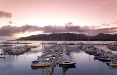 Holidays to the Shangri La The Marina Cairns Australia