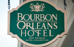 Holidays to the Bourbon Orleans Hotel, New Orleans