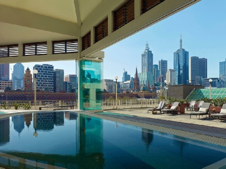 Holidays to the Langham Melbourne Australia