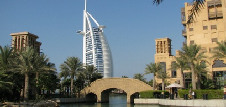 Holidays to Dubai with Escape Worldwide