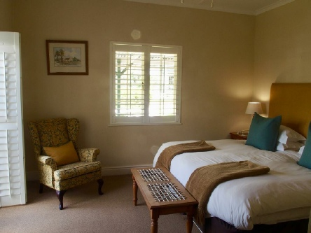 Holiday to the Belvidere Manor Hotel, Knysna, South Africa