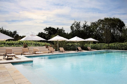 Holiday to the Spier Hotel, Winelands, South Africa