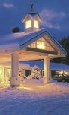 Holiday to the Golden Eagle Resort, Stowe Vermont USA