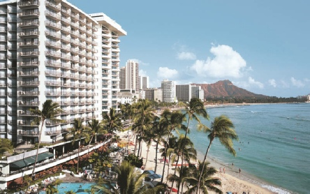 Holidays to the Outrigger Waikiki on the Beach, Hawaii