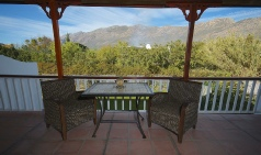 Holiday to the Mimosa Lodge, Montagu, South Africa