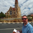 Mark in Windhoek