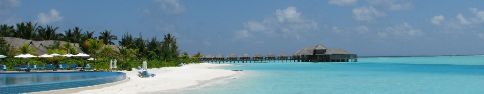 Longhaul holidays from Escape Worldwide - the Maldives