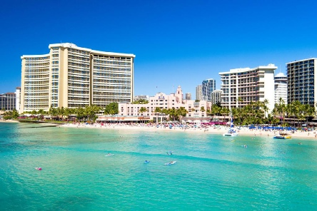 Holidays to The Royal Hawaiian Resort, Hawaii