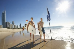 Holidays to Australia with Escape Worldwide - Surfers Paradise QLD (copyright Matt Harvey)