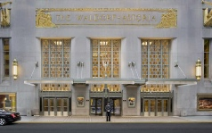 Holidays to The Waldorf Astoria, New York