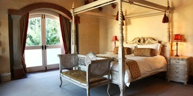 Holiday to the Franschhoek Country House, Winelands, South Africa