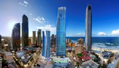 Holidays to the Hilton Surfers Paradise Australia