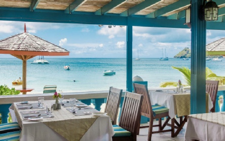 Holidays to the Bay Gardens Beach Resort & Spa, St Lucia