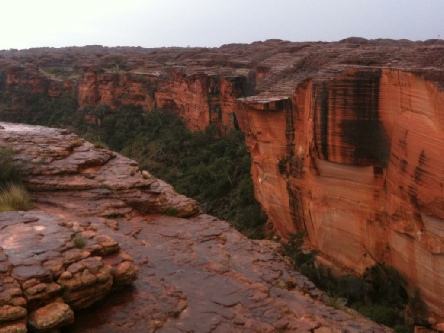 Holidays to the Kings Canyon Resort Australia