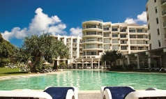 Holidays to the Ramada Marcoola Beach Sunshine Coast Australia
