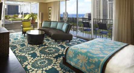 Holidays to the DoubleTree by Hilton Hotel Alana, Waikiki, Hawaii, USA