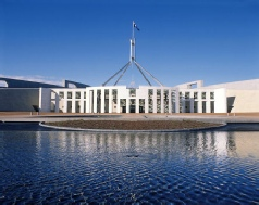 Holidays to Australia with Escape Worldwide - Canberra ACT (copyright Tourism Australia)