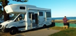 Holidays to Australia with Escape Worldwide - campervan