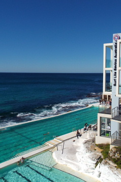 Holidays to Australia with Escape Worldwide - Bondi Beach