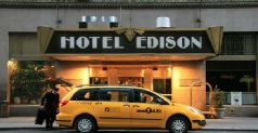 Holidays to the Edison Hotel, New York, USA