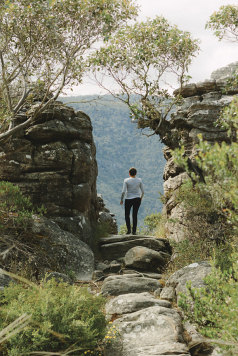 Holidays to Australia with Escape Worldwide - Grampians National Park (copyright Tourism Australia / Time Out Australia)