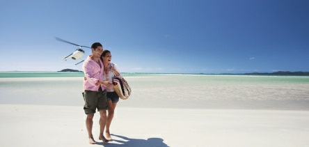 Holidays to Australia with Escape Worldwide - Whitsundays QLD (copyright Tourism Whitsundays)