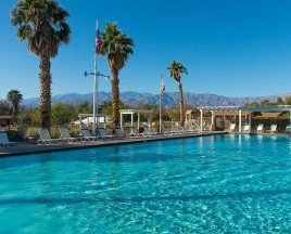 Holidays to the Furnace Creek Ranch, Death Valley, USA